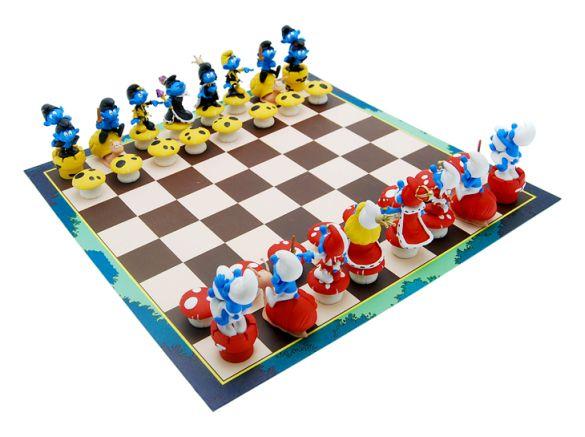 szachy-smerfy